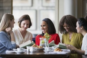 Women's Book Club @ St. Paul Lutherarn Church