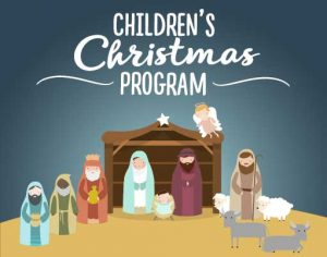 Children's Christmas Program @ St. Paul Lutheran Church
