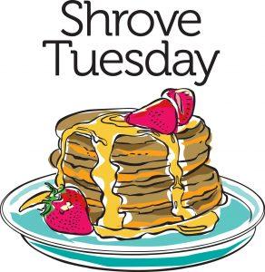 Shrove Tuesday @ St. Mary's Catholic Church